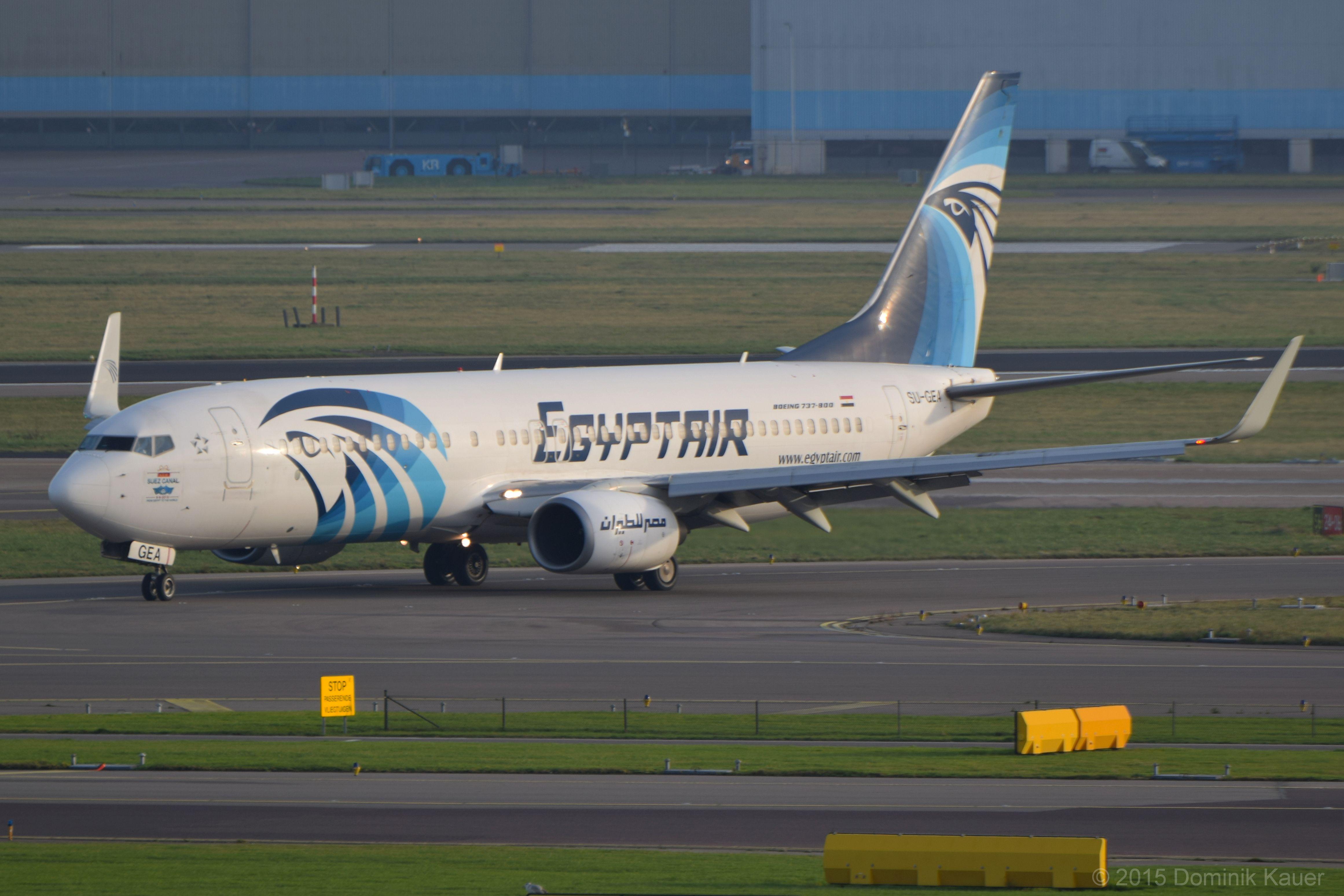File:EgyptAir Boeing 737-866 (W) - SU-GEA - AMS