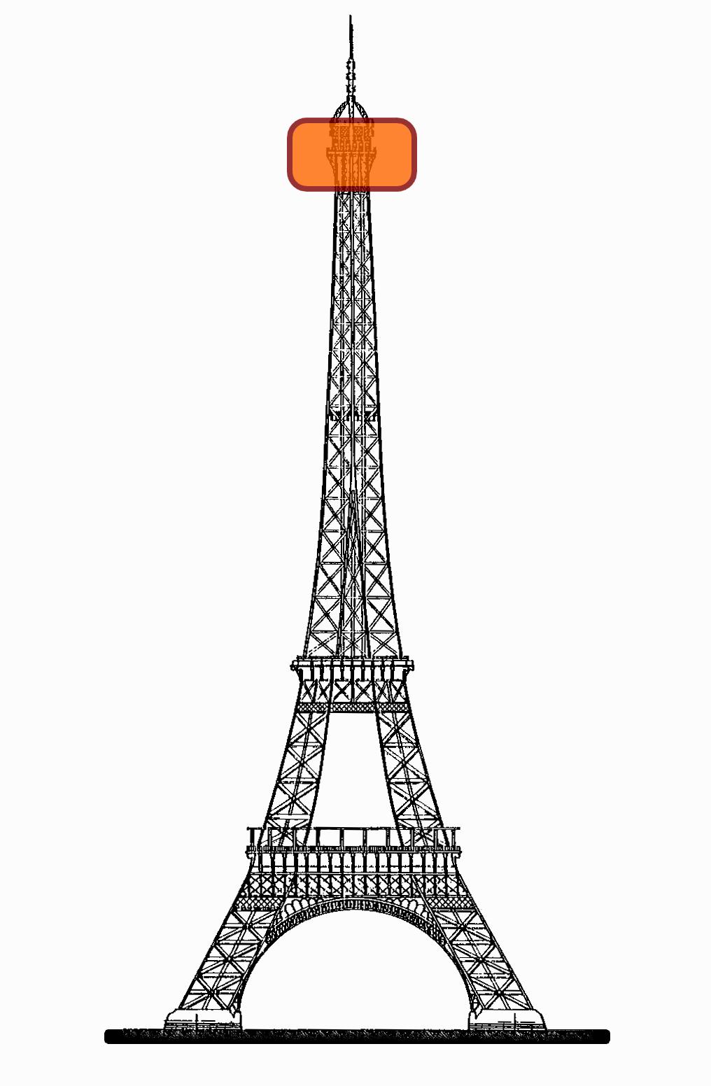 File eiffel - Les dimensions de la tour eiffel ...