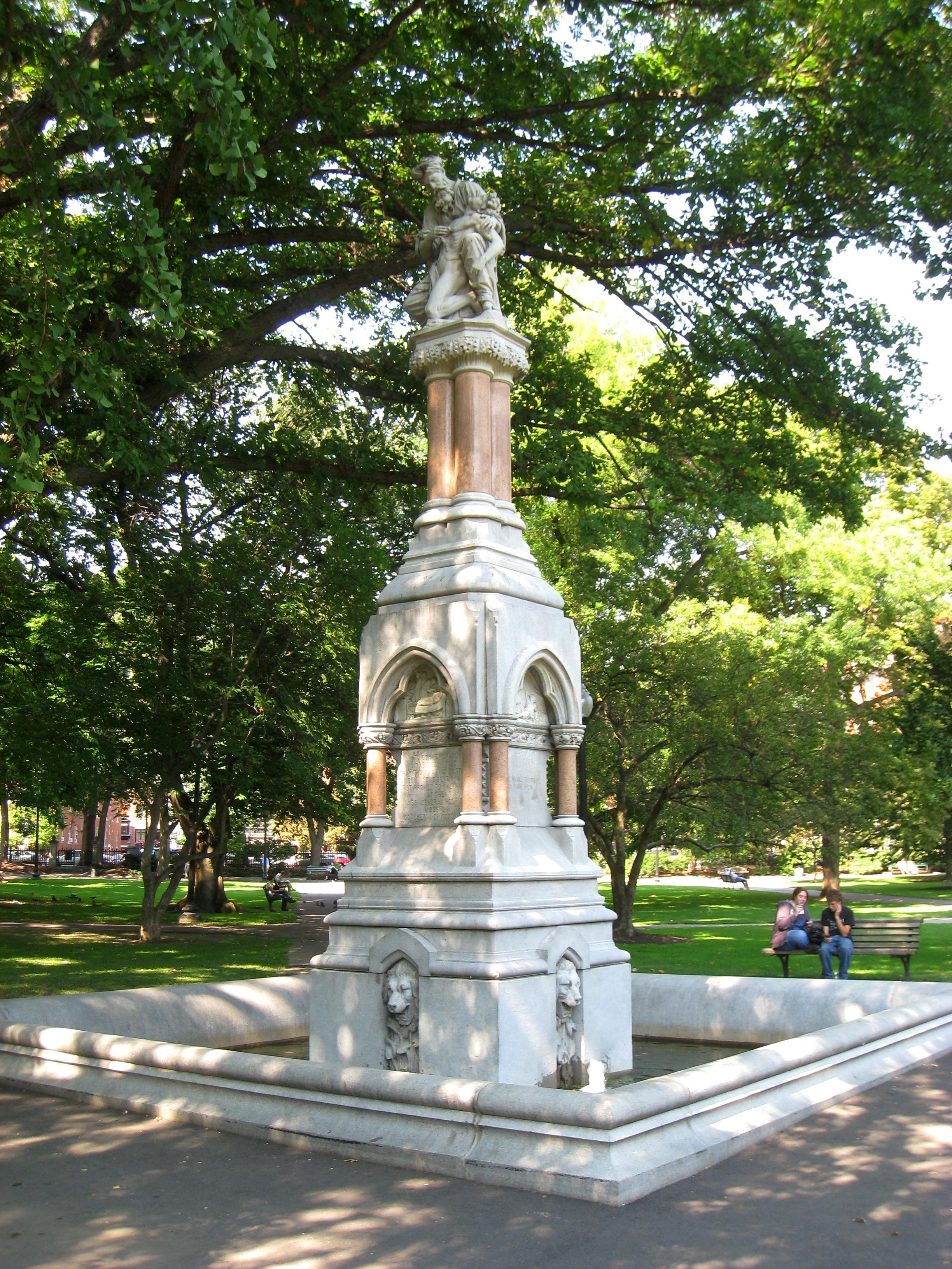File Ether Monument Boston Public Garden Jpg Wikimedia Commons