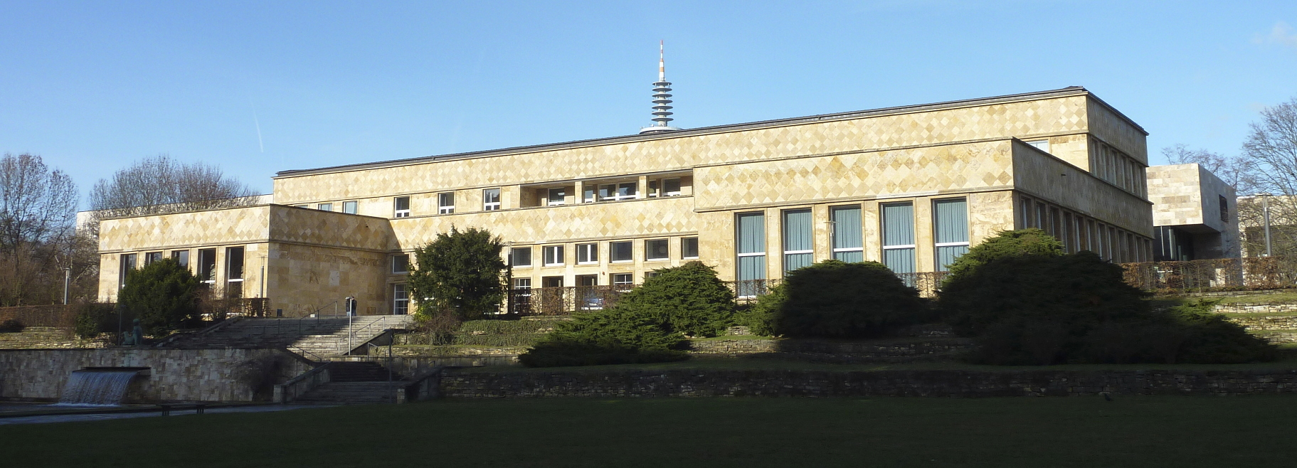 Uni Frankfurt Campus Westend Casino