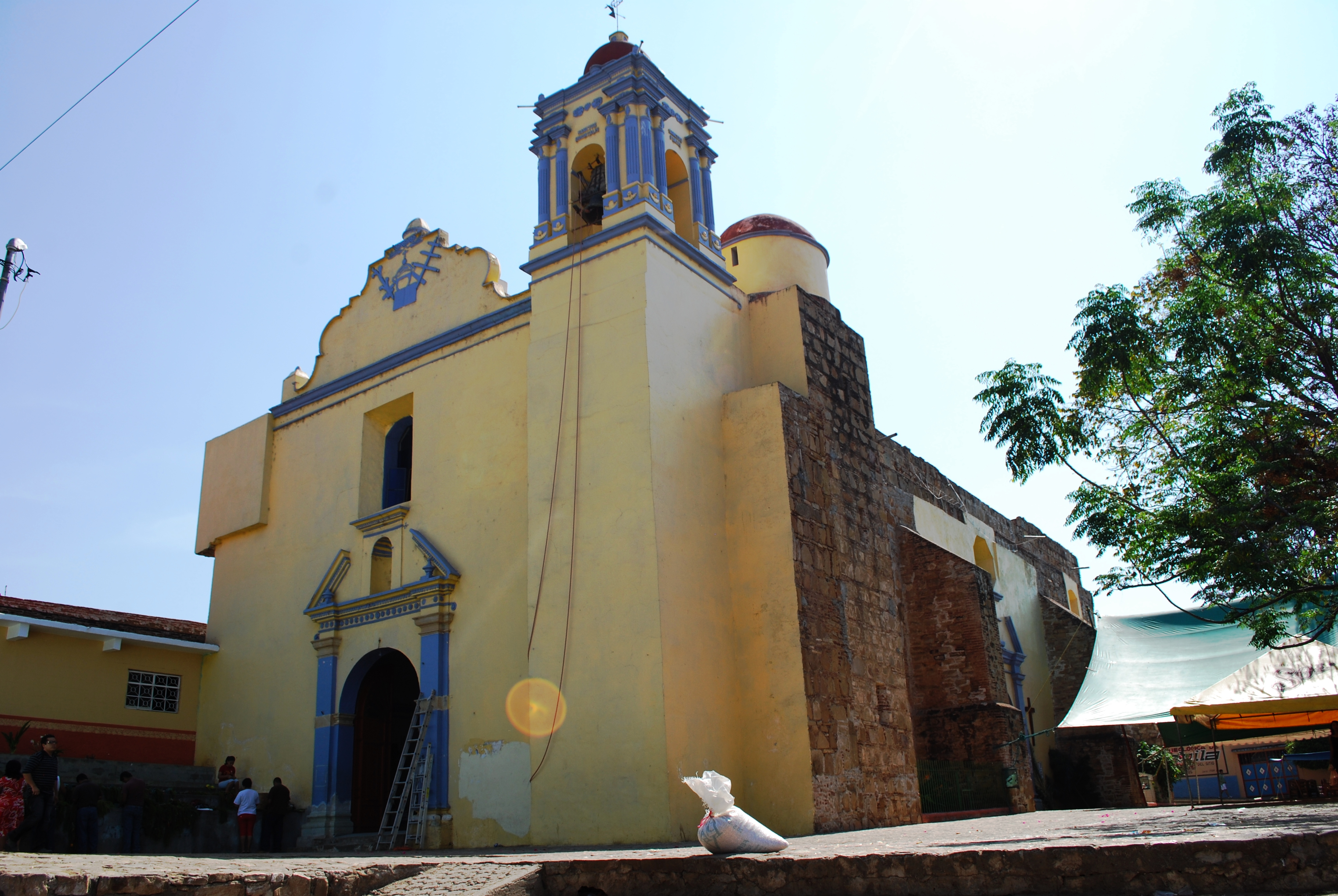 Exterior, Church of Santa Maria de la
