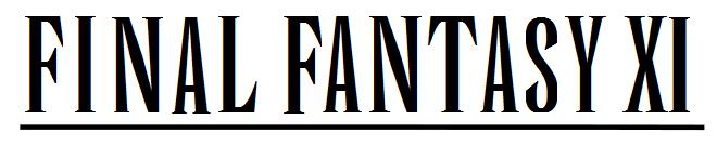 Depiction of Final Fantasy XI