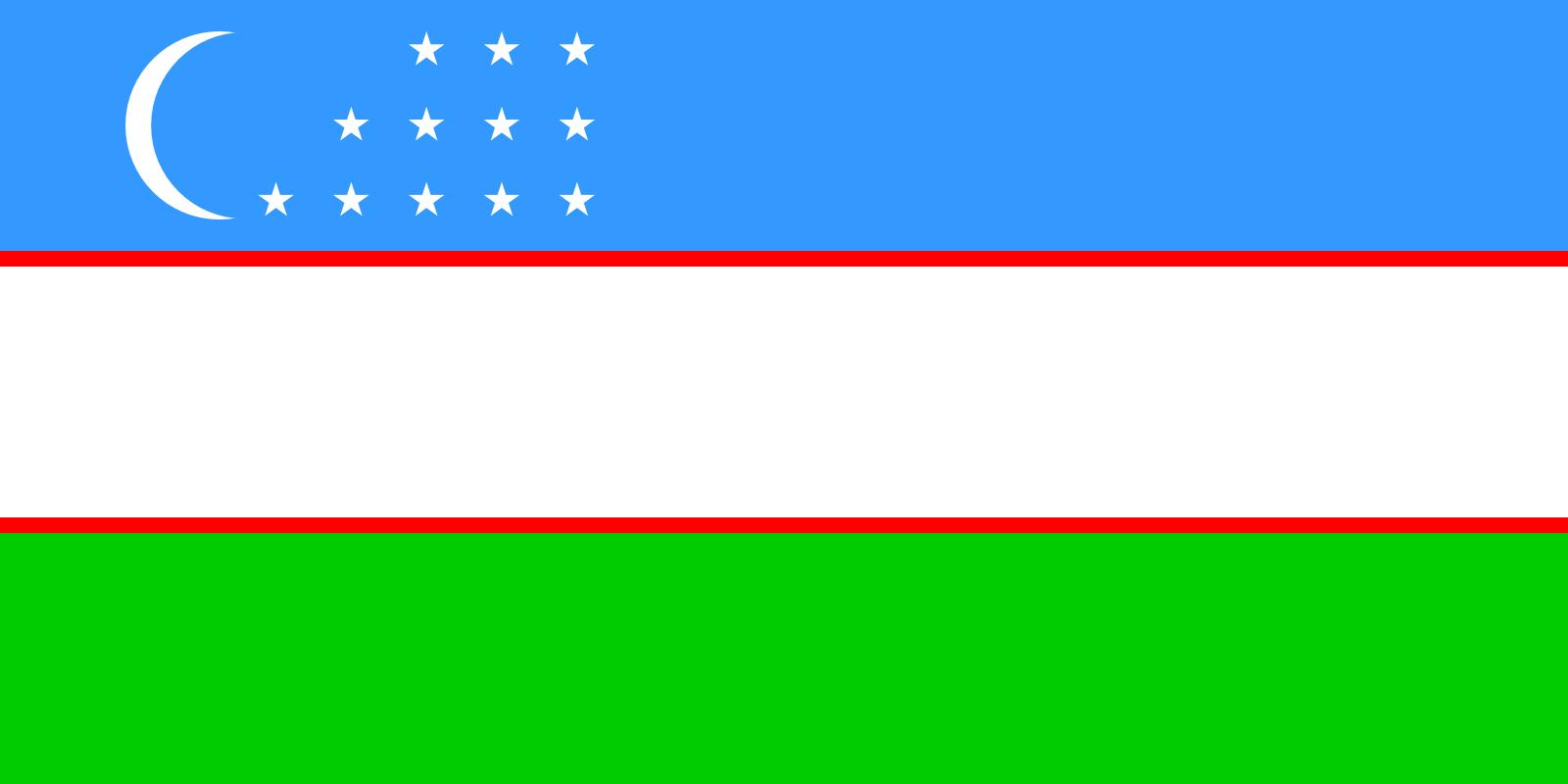 Oʻzbekiston davlat bayrogʻi - Vikipediya