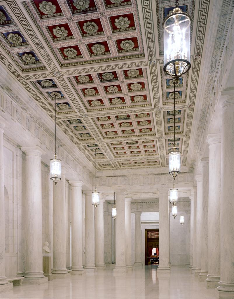 Us Treasury Department New York Building Height