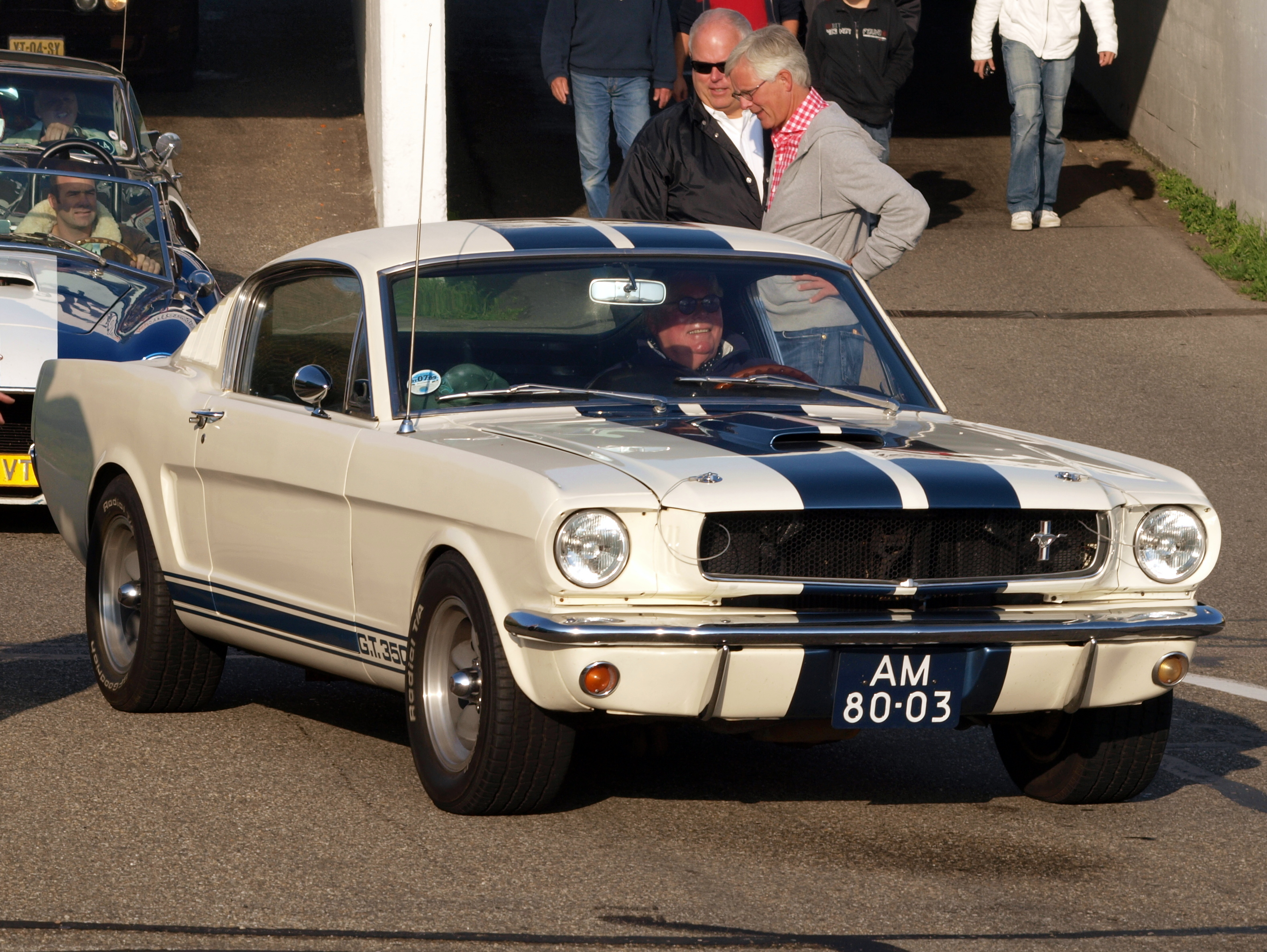 Mustang Gt 500 >> File:Ford Mustang dutch licence registration AM-80-03 pic5.JPG - Wikimedia Commons