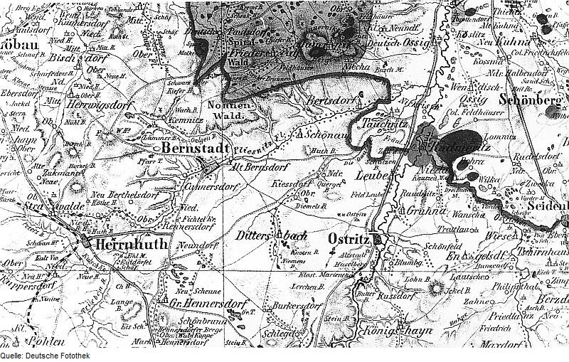 File:Fotothek df rp-g 0010050 Großhennersdorf. Geognostische Karte der Preußischen Oberlausitz, von Glocker, 1.jpg