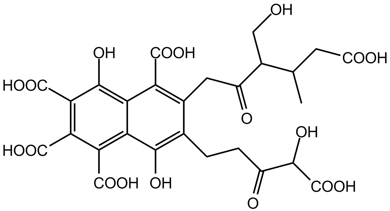 Fulvic acid formula