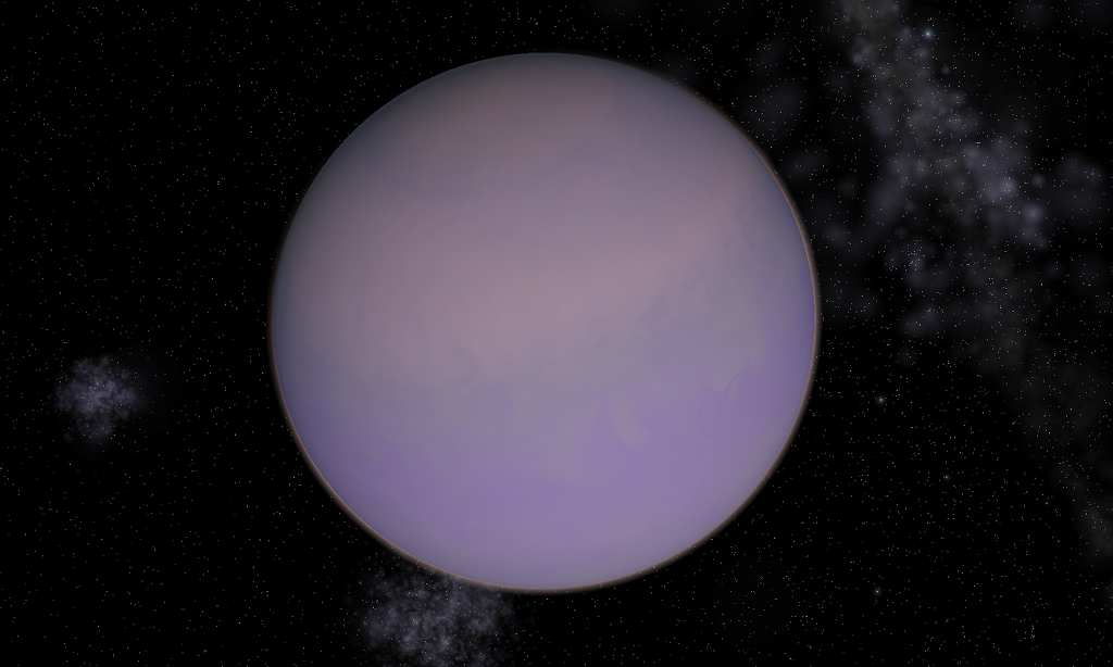 Gliese 849 B - Pics about space