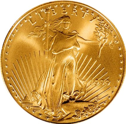 US Gold Eagle Coin