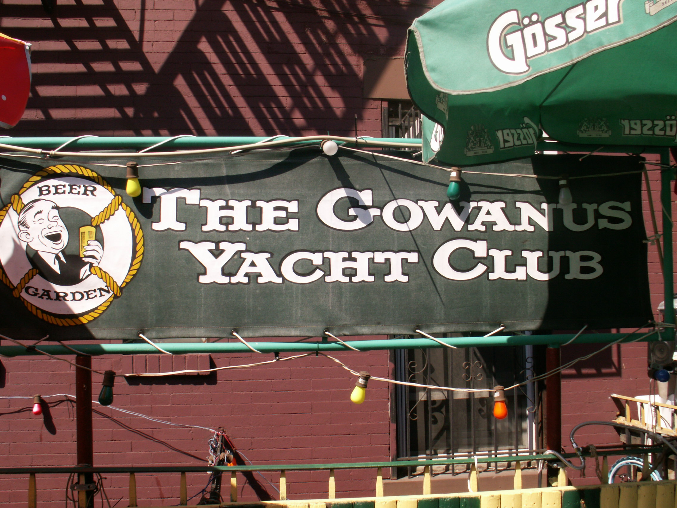No More Duff Beer At Gowanus Yacht Club