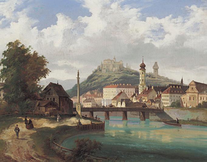Burg Am Grazer Schloßberg