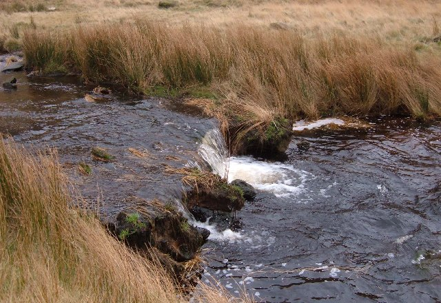 Greenfield Brook - geograph.org.uk - 104877