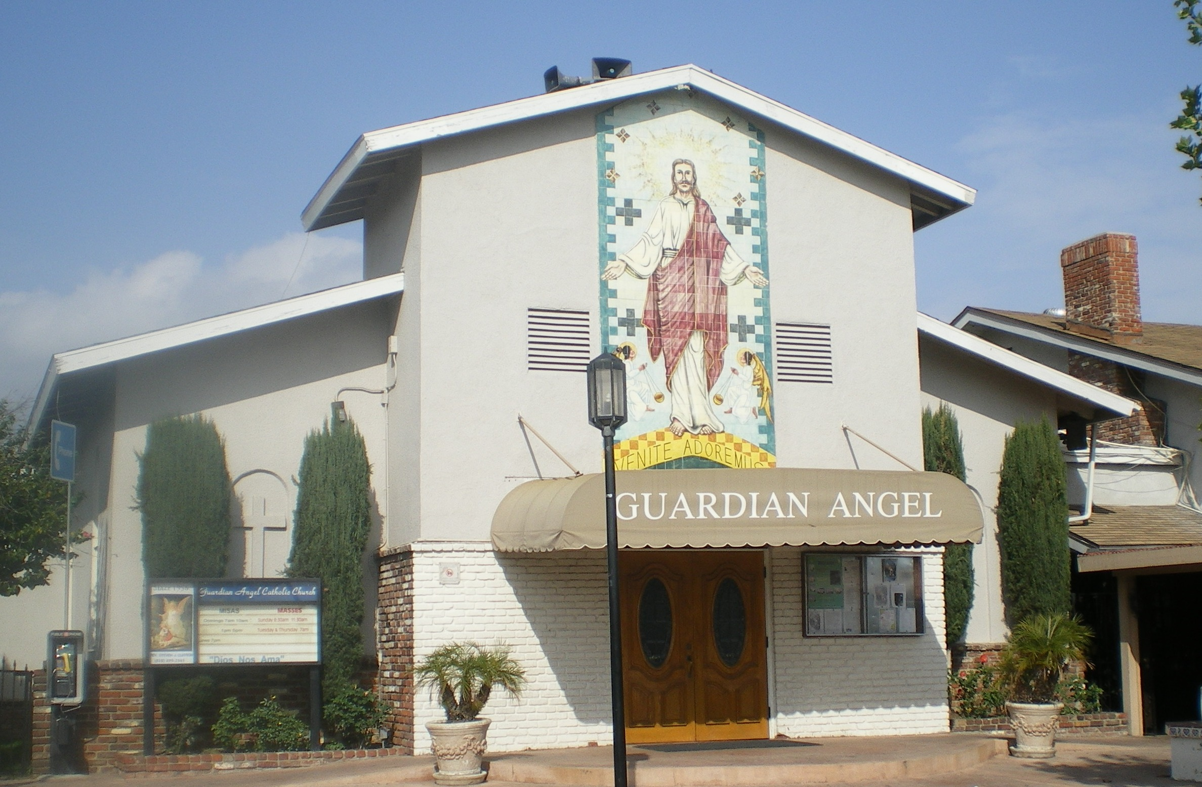 File:Guardian Angel Catholic Church, Pacoima, California JPG