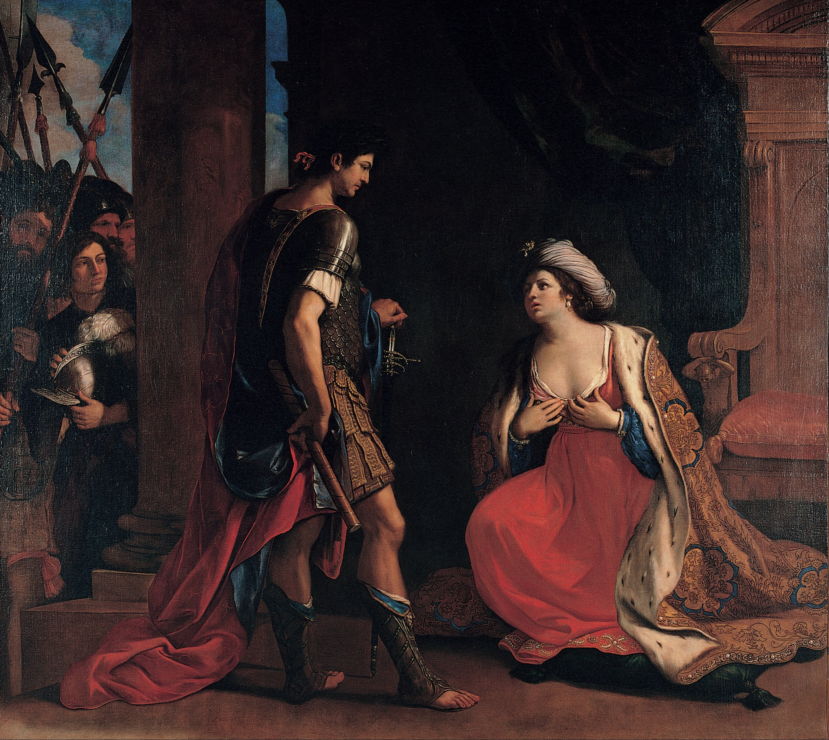 cleopatra the peasant One of the largest collections of paintings online featuring hundreds of artists and thousands of works large, high-quality images biographies, historical commentary, religious and mythological notes.