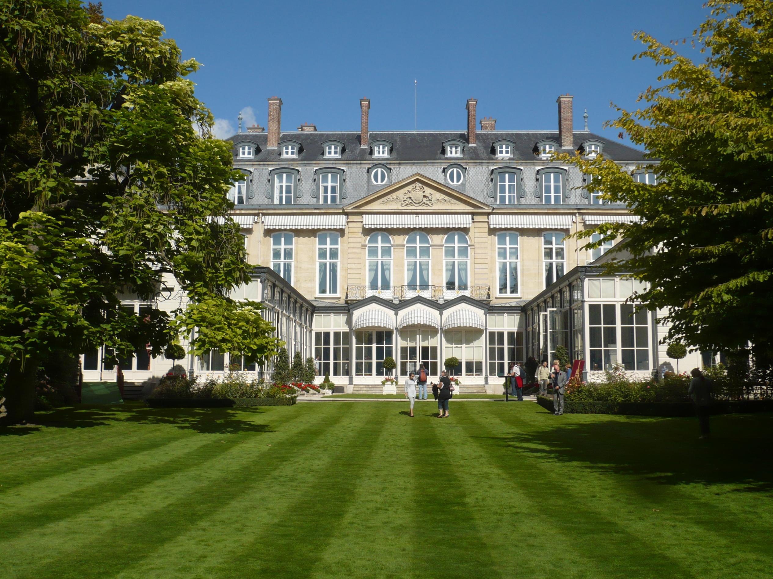 1000 Images About H Tel De Charost On Pinterest Paris