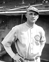 Heinie Groh American baseball player, coach, manager
