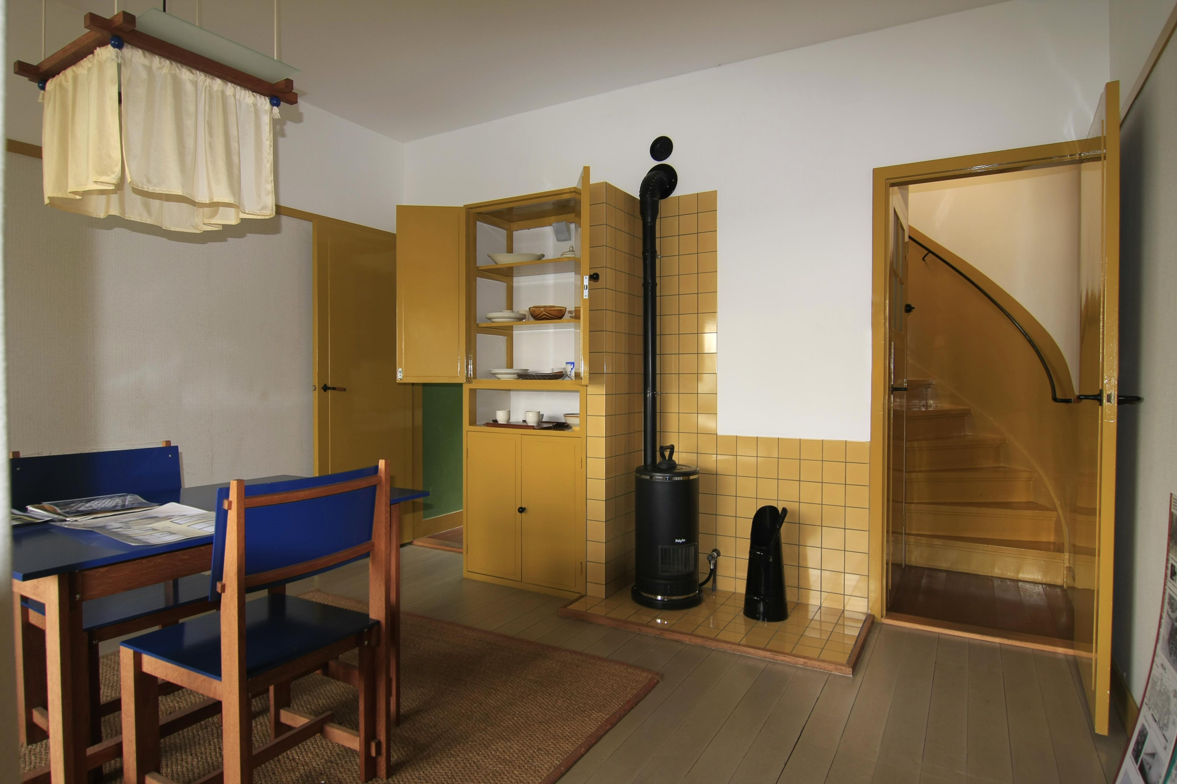 Kubusvorminge eengezinswoningen in de kiefhoek in for Lombardijen interieur