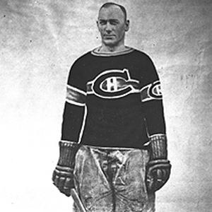 Herb Gardiner Canadian ice hockey player