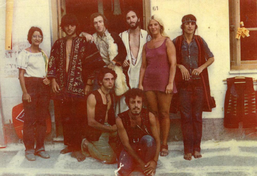 oungippiesonosduringthe1970s
