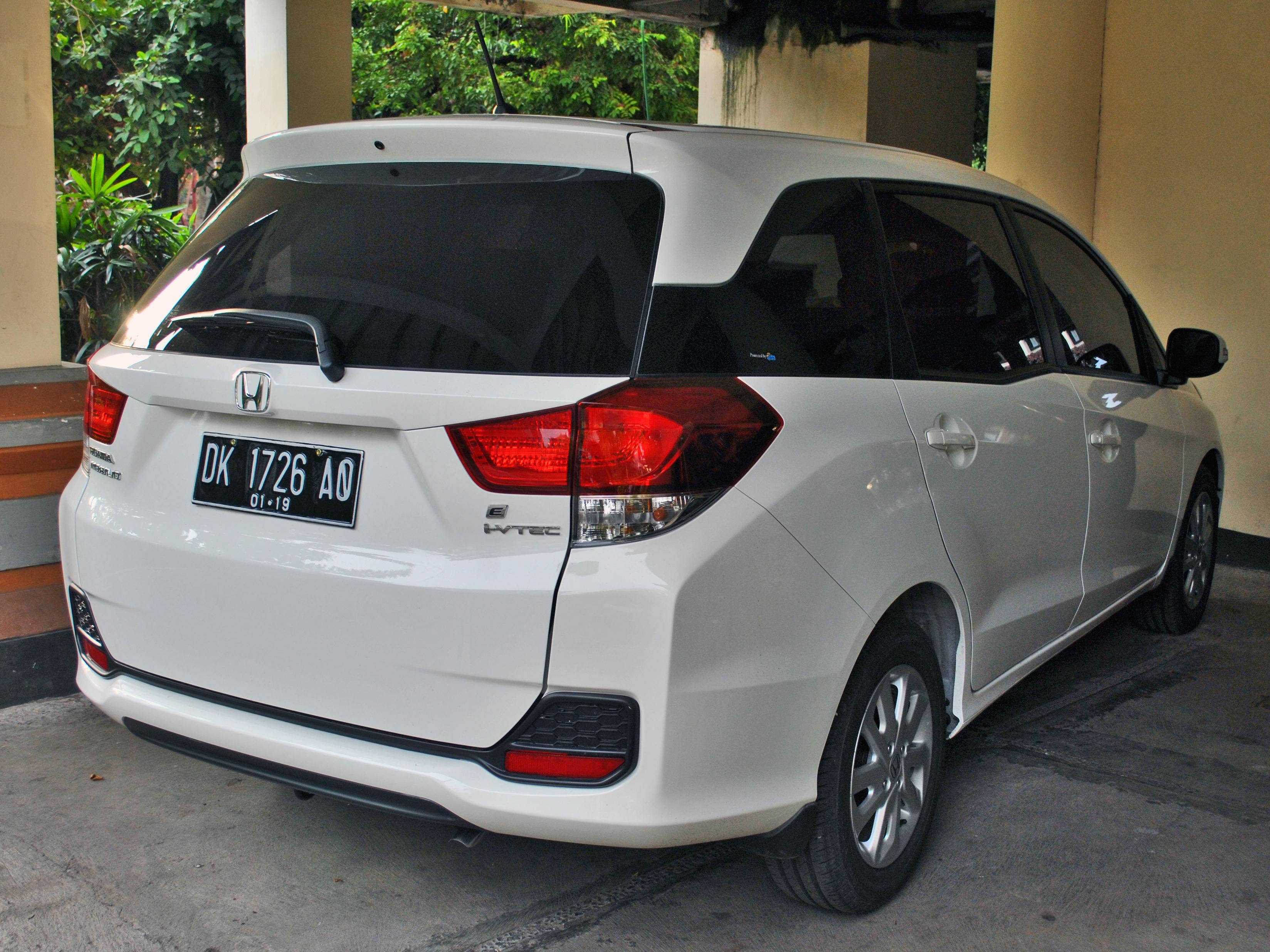 2017 Mobilio >> File:Honda Mobilio (rear).jpg