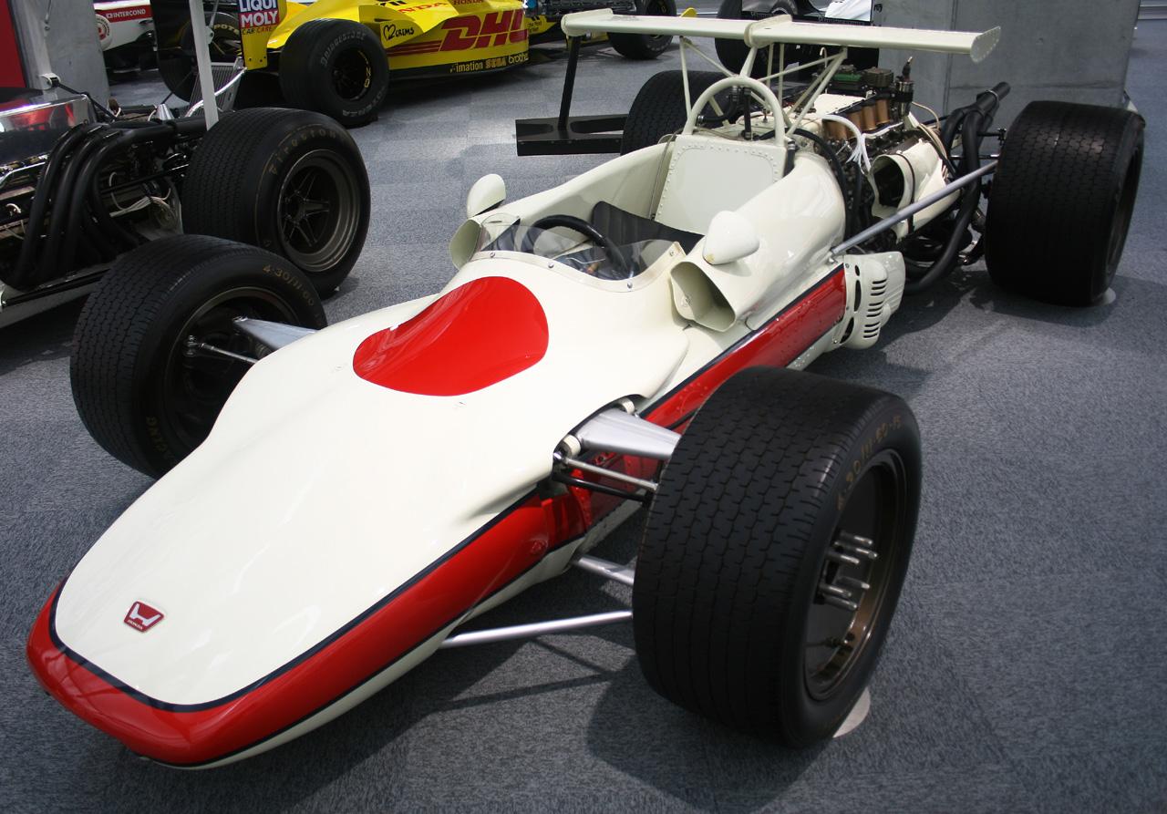 Honda, equipe histórica da Formula 1 de  1968 - by wikipedia.org