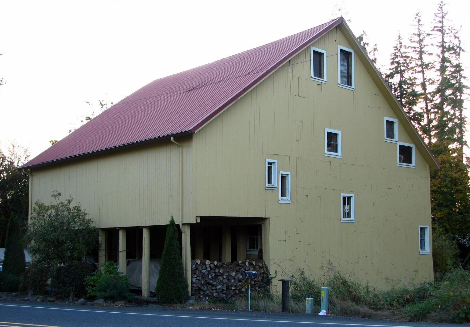Mulino, Oregon