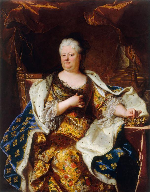 Portrait de Charlotte-Élisabeth de Bavière — Wikipédia