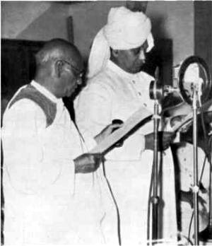 Inaugrating the Saurashtra Union.jpg