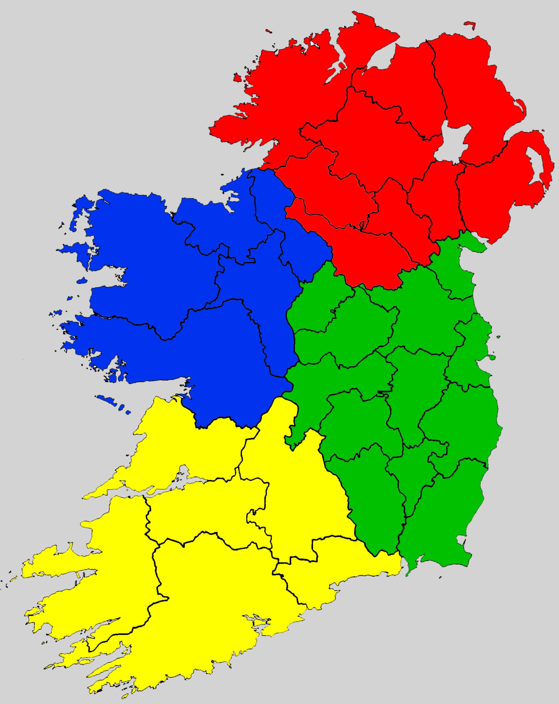File:Ireland location provinces.jpg - Wikimedia Commons