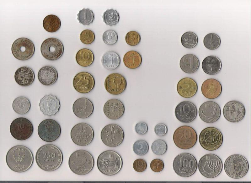 File:Israeli Coins.jpg