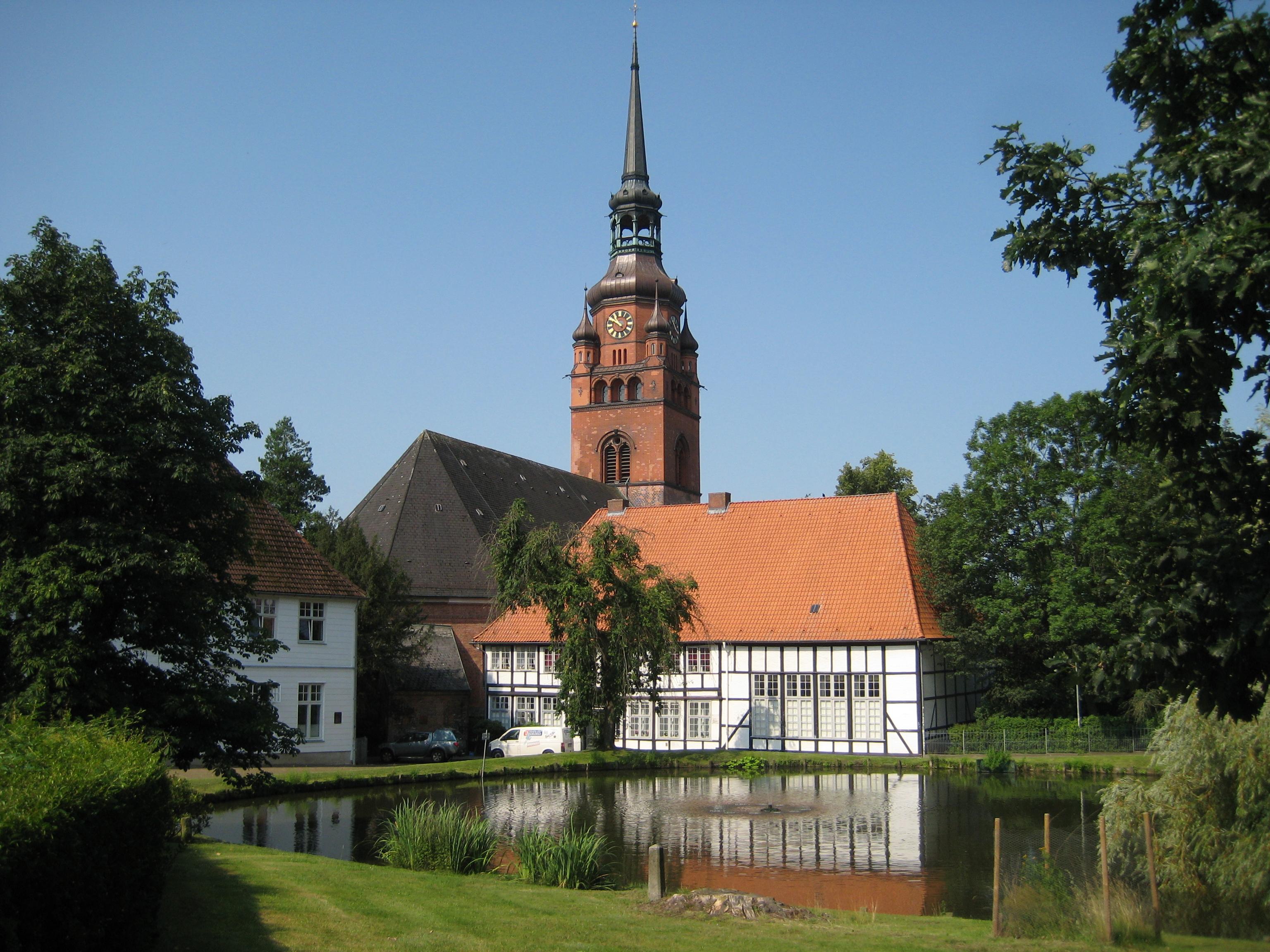 Adeliges Kloster Itzehoe