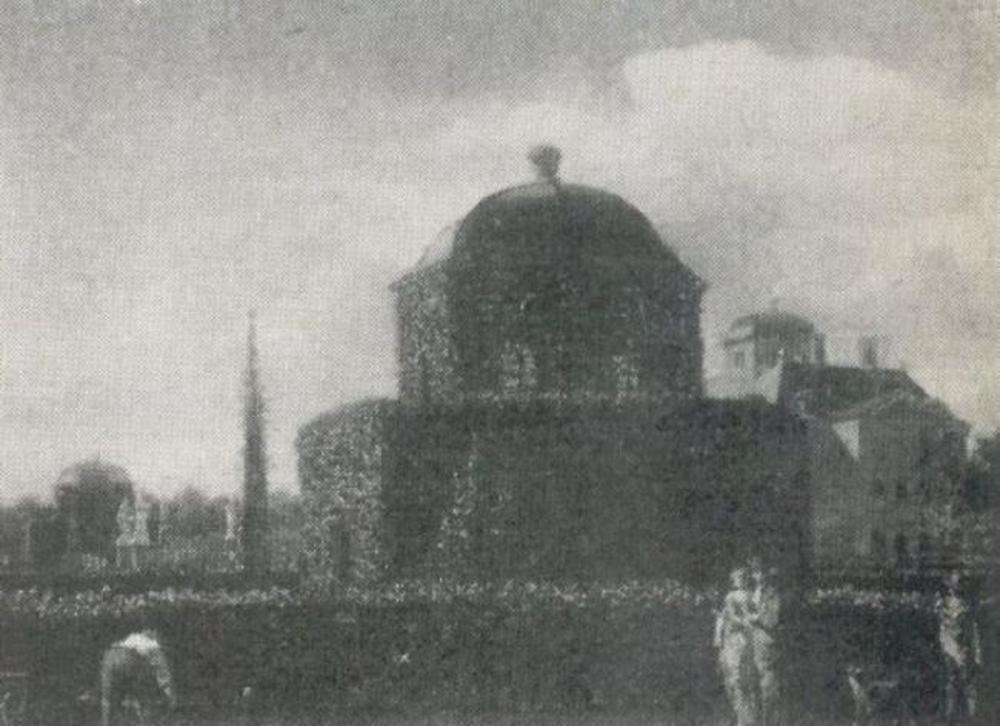 Pavilion at Huis ten Bosch