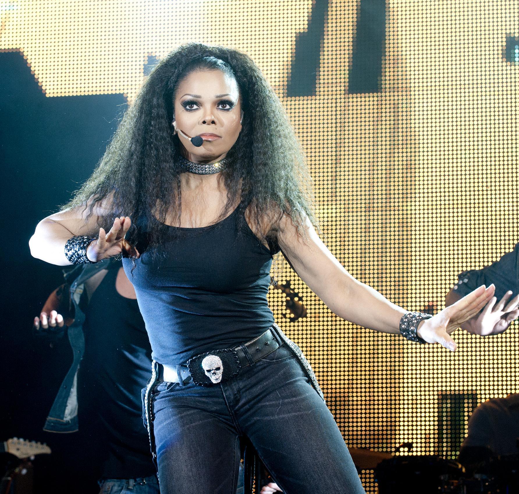 76e8f84b551 Janet Jackson discography - Wikipedia