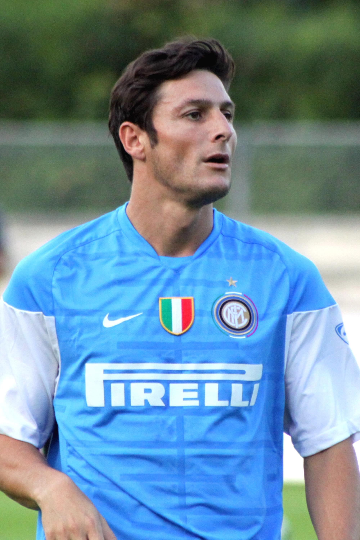 Javier Zanetti - Wikipedia