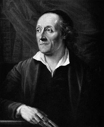 Johann Kaspar Lavater, by [[August Friedrich Oelenhainz