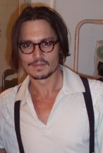 American actor Johnny Depp.