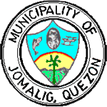 Jomalig, Quezon Official Seal.png