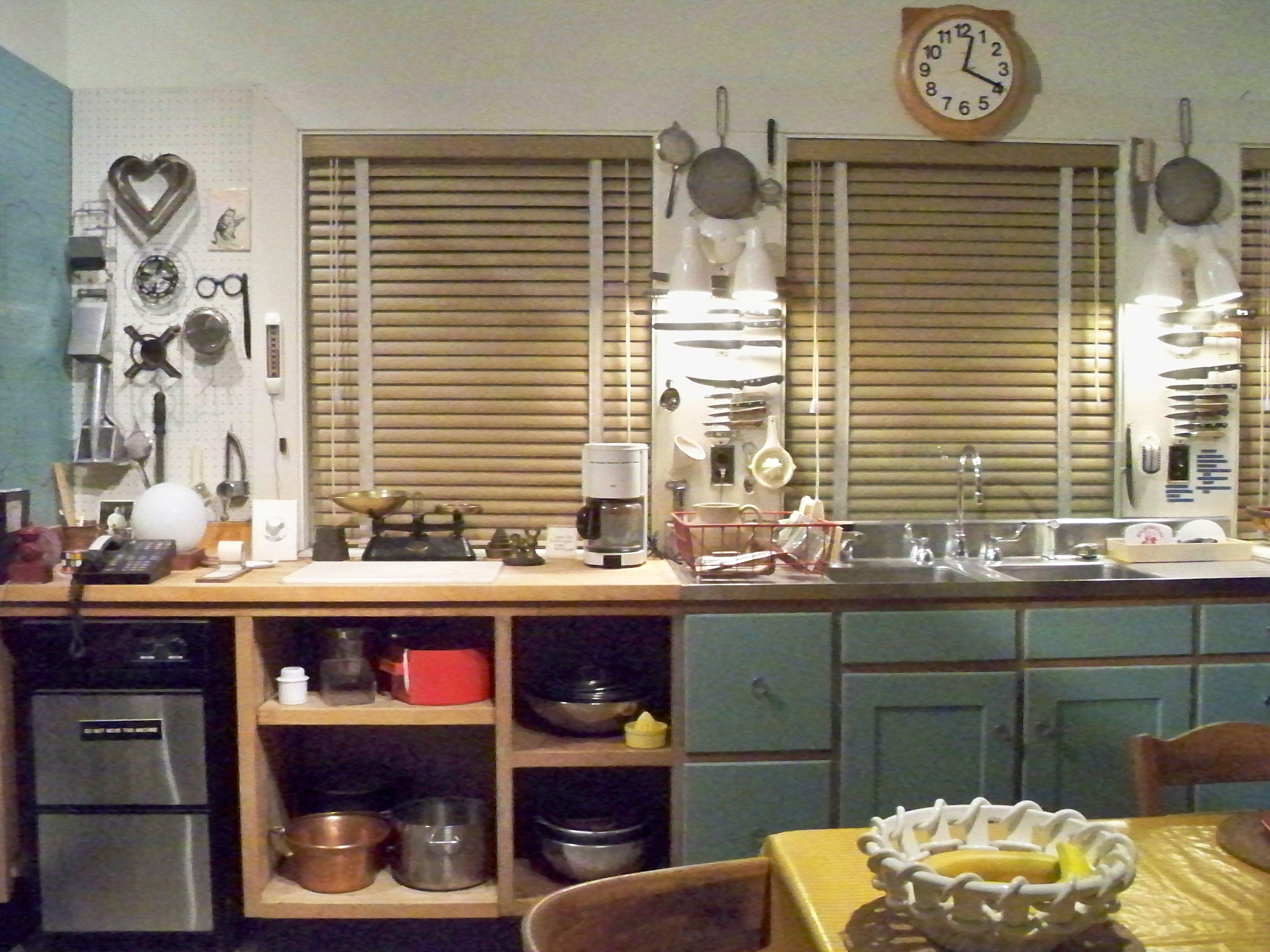Julia Child S California Kitchen Pitchoune Original Appliances