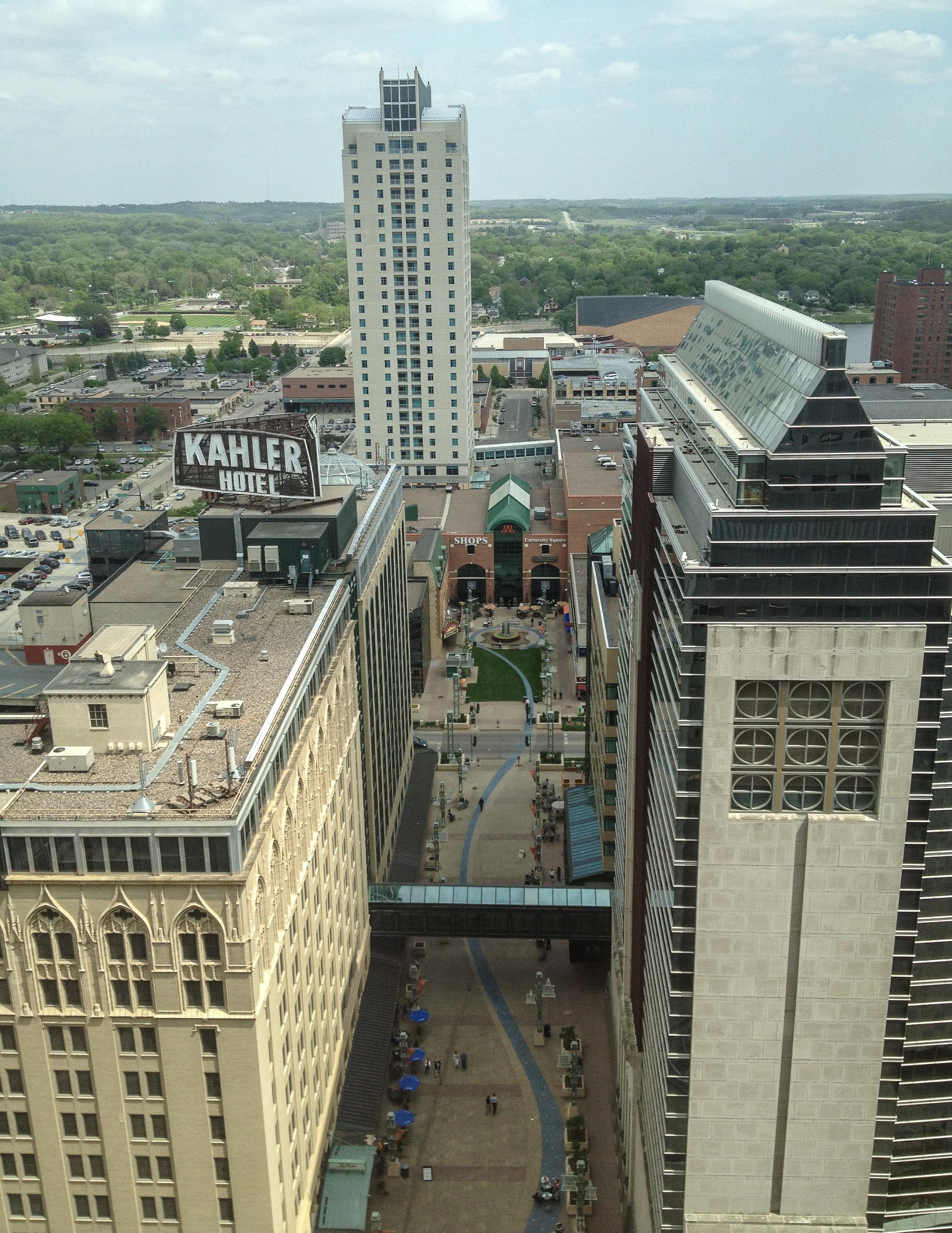 Kahler Grand Hotel Rochester