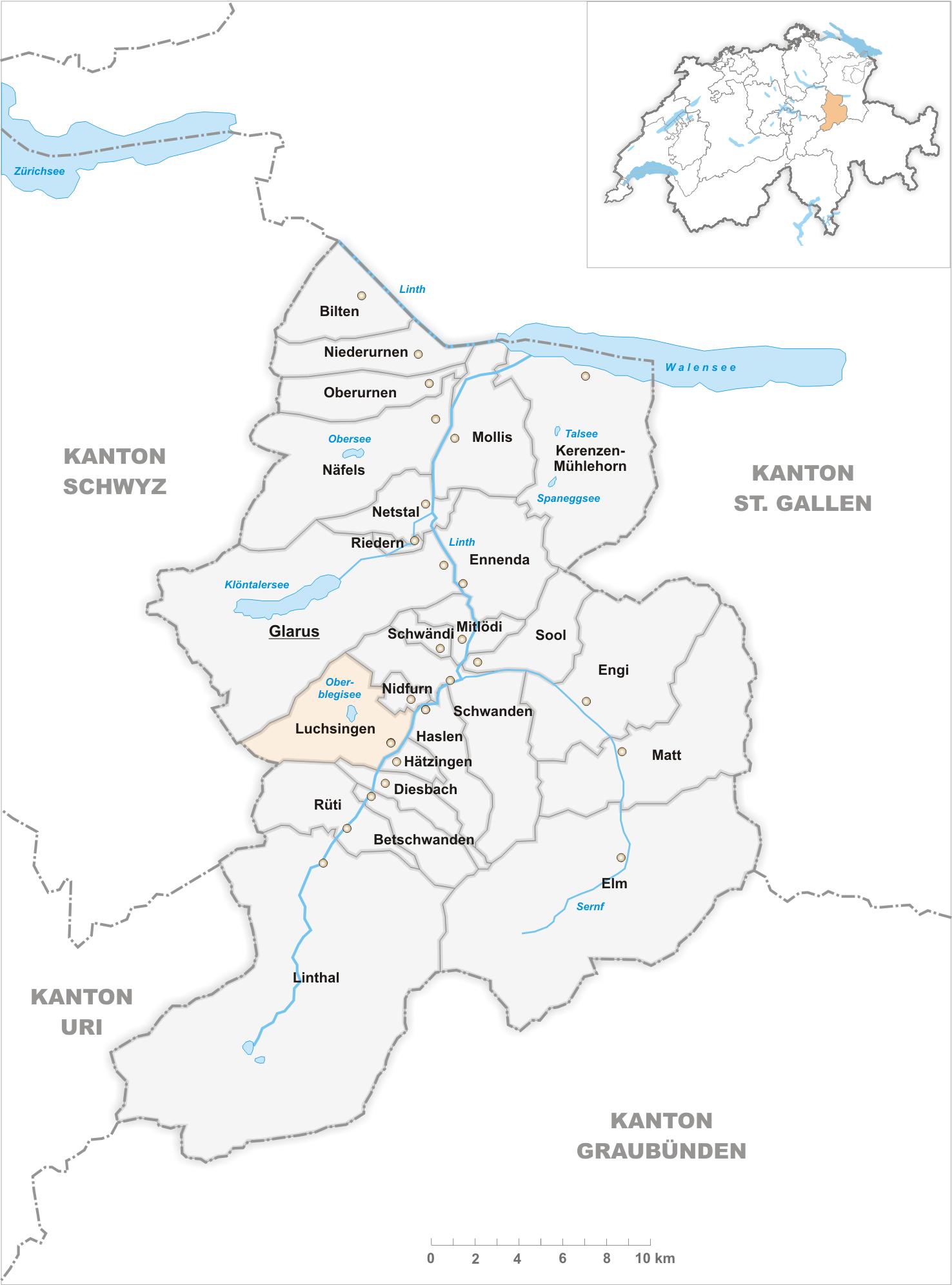 FileKarte Kanton Glarus Gemeindeveraenderungen 1868png Wikimedia