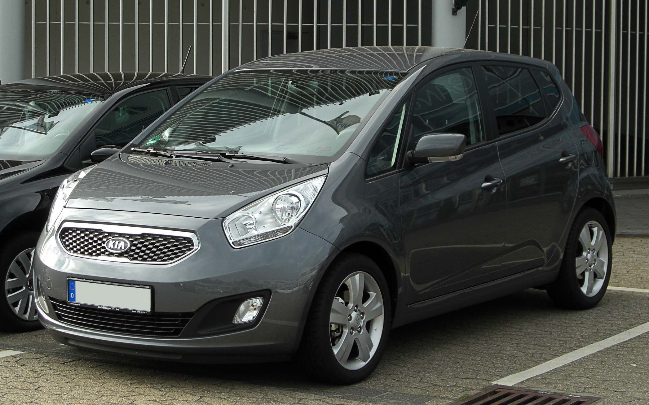 kia venga, photo #9