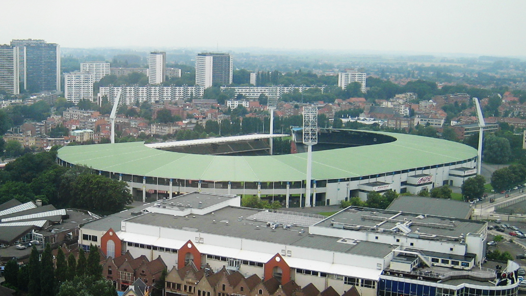 King Baldouin Stadion