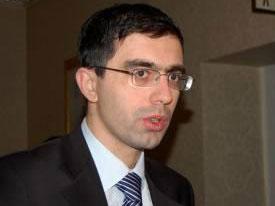 Kakha Kukava Georgian politician