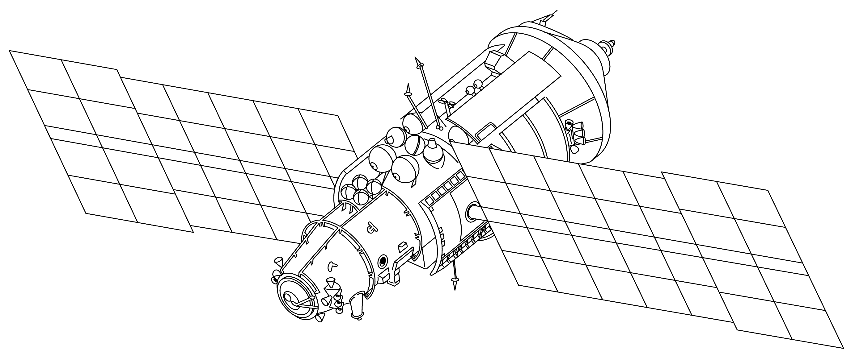 images of surveyor 1 spacecraft drawing spacehero