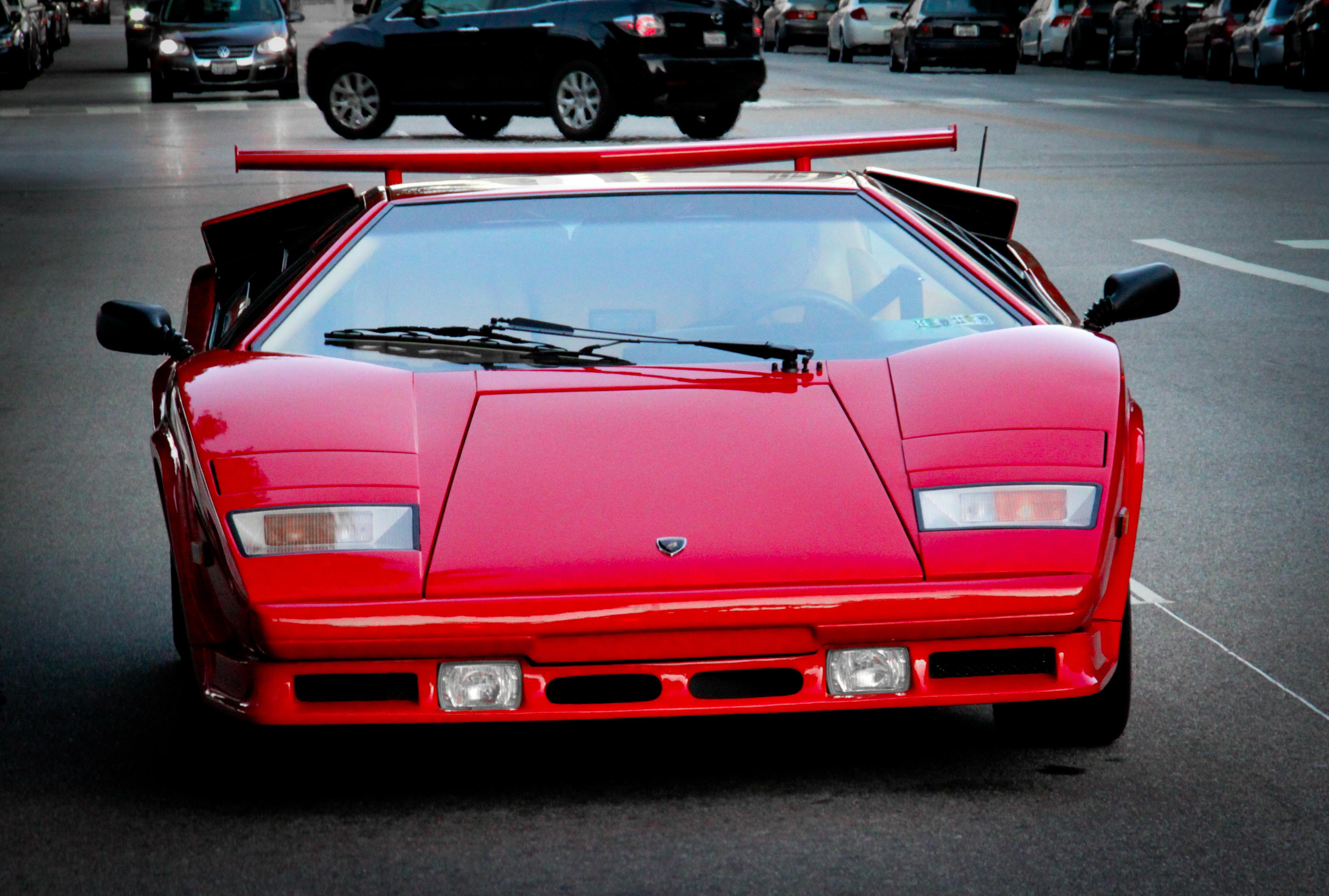 Lamborghini Countach Kit Car Uk