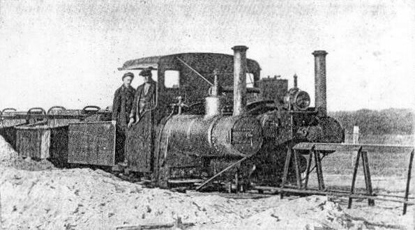Listowel and Ballybunion railway - YouTube