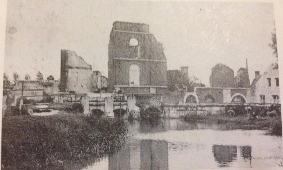 Moulin br l de qui vrain wikip dia - Le port du moulin champtoceaux ...