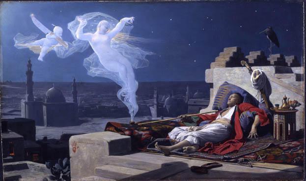 Lecomte du Nouy Il sogno dell'eunuco.jpg