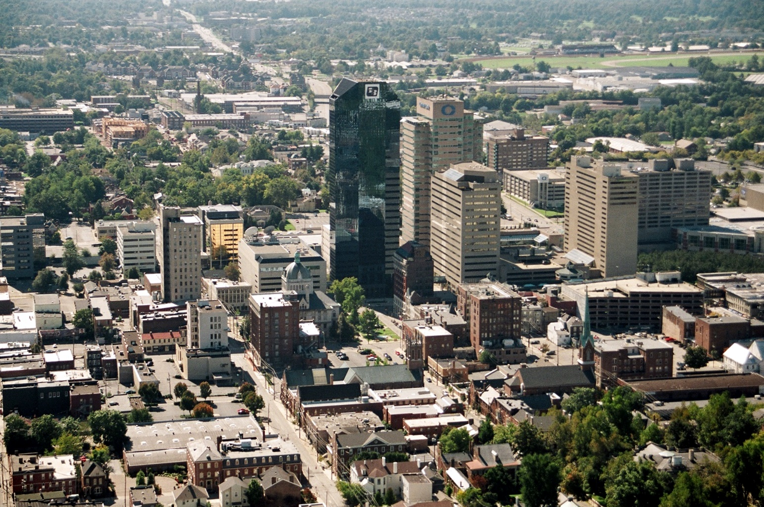 Cityscape Of Lexington Kentucky Wikipedia
