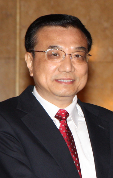 loading image for Li Keqiang